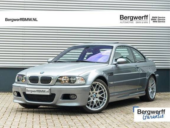 BMW 3 Serie Coupe M3 Competition SMG 52.467KM! CS