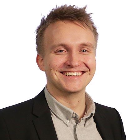 Masi Valkonen portrait