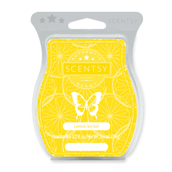 Picture of Lemon Sorbet Scentsy Bar