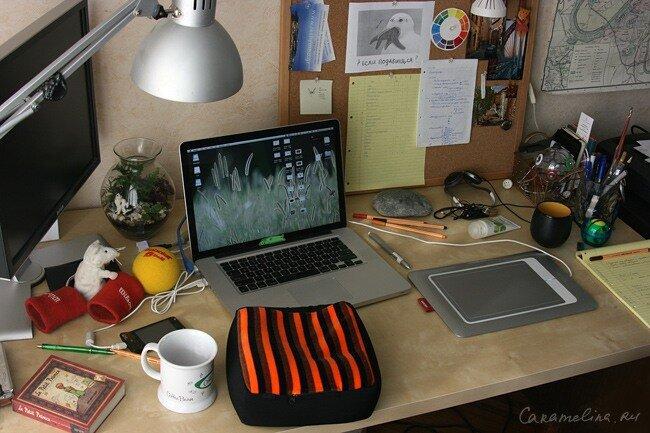 Рабочий стол — бардак и порядок