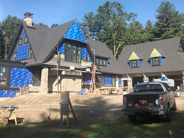 Canoni Roofing - A Natick Roofing Contractor