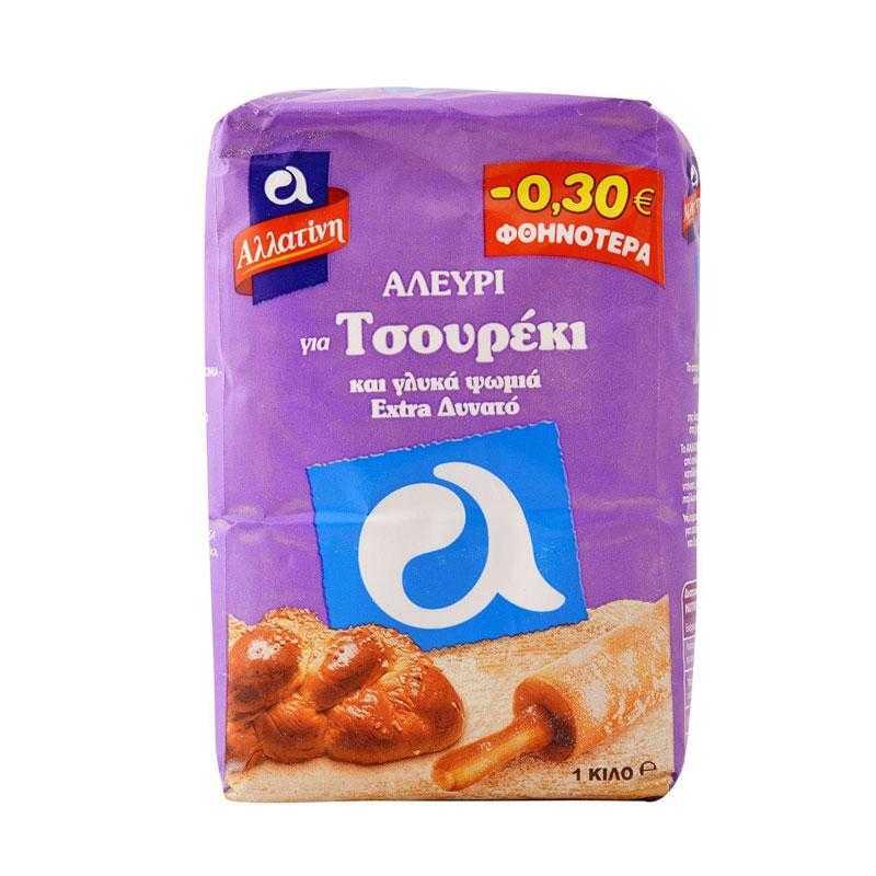 Mehl für Tsoureki - 1kg
