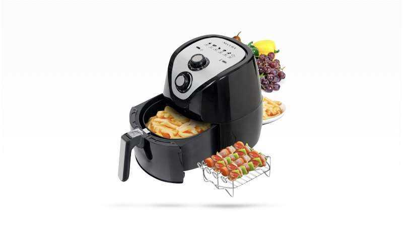 Secura Electric Air Fryer