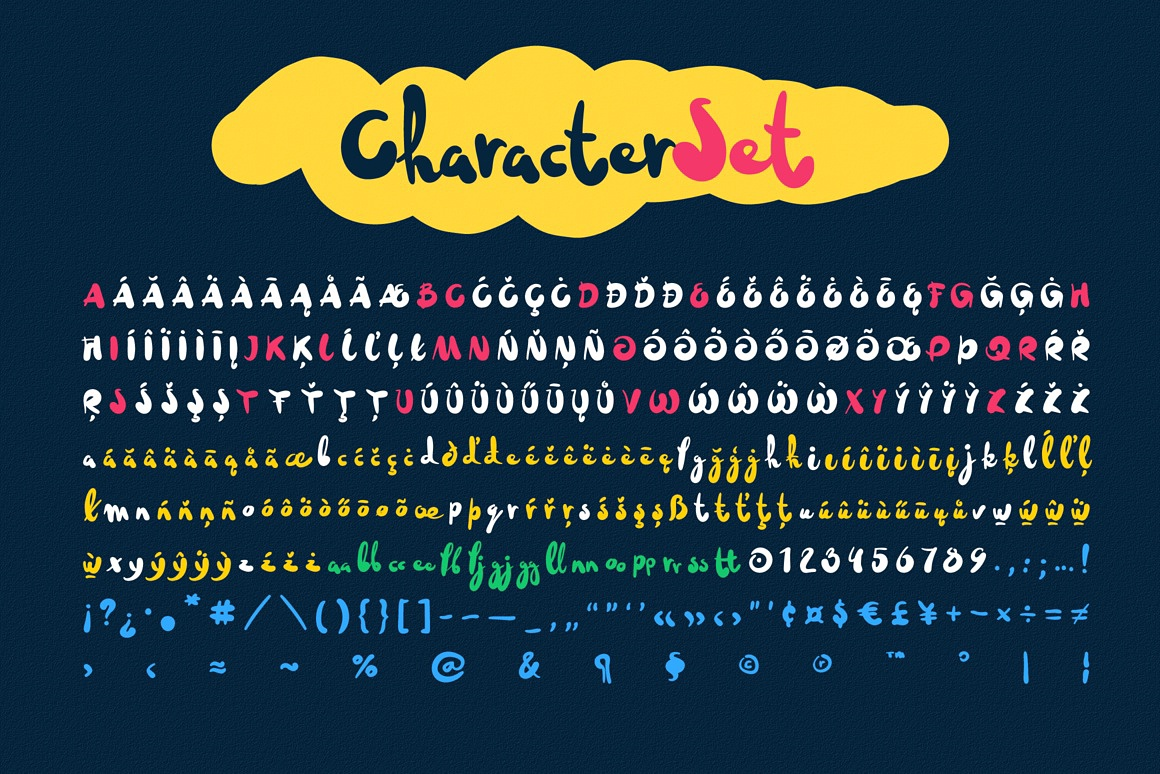 Cattyfox fresh & superfunny font images/4_promo_foxcat-font-brush-script-free_DB_5.jpg