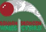 Squash Wales logo
