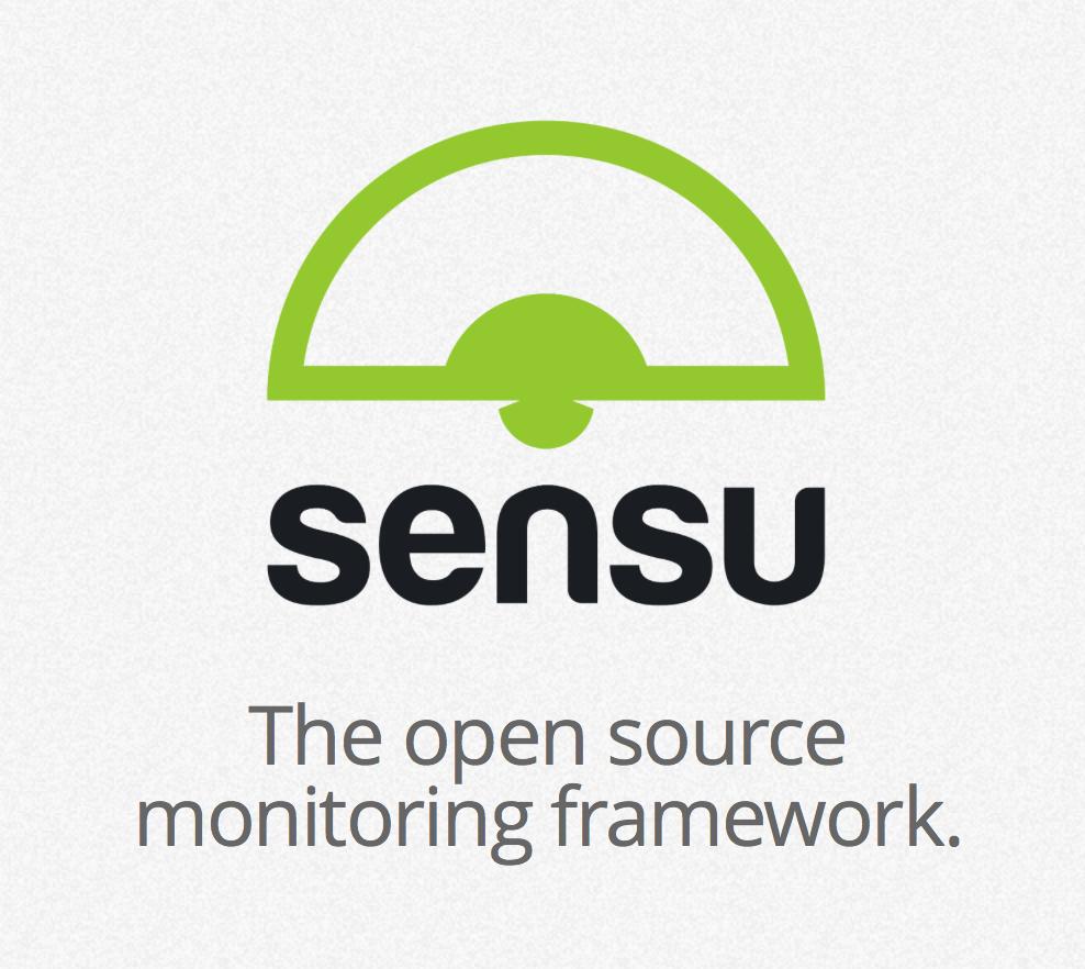 Sensu monitoring framework
