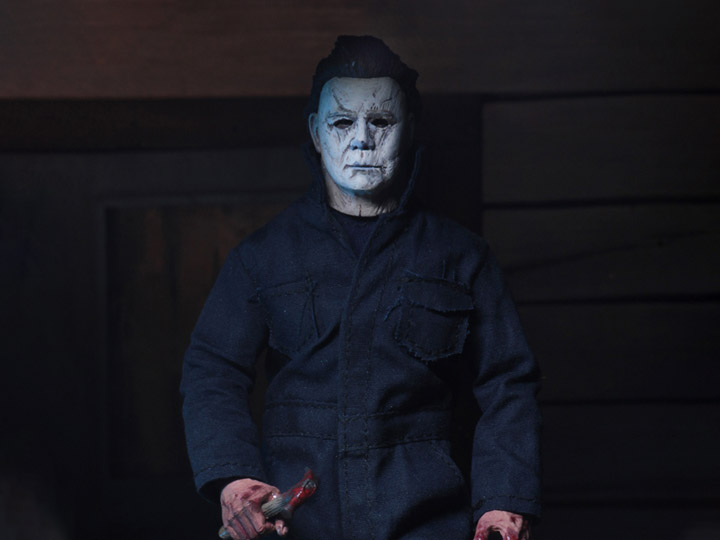 Neca Halloween (2018) Michael Myers 8 Inches Clothed Action Figure