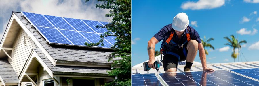 Renogy Solar Panel Home Kits vs. Go Power vs. Zamp Solar Image