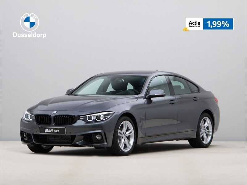 BMW 4 Serie Gran Coupé 418i M Sport Corporate Lease afbeelding 21