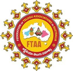 Federation of Telugu Associations in Australia Logo