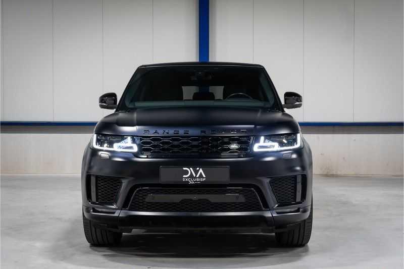 Land Rover Range Rover Sport 3.0 SDV6 HSE Dynamic BTW / ORG SatinBlack Matt / DEALER OND afbeelding 4