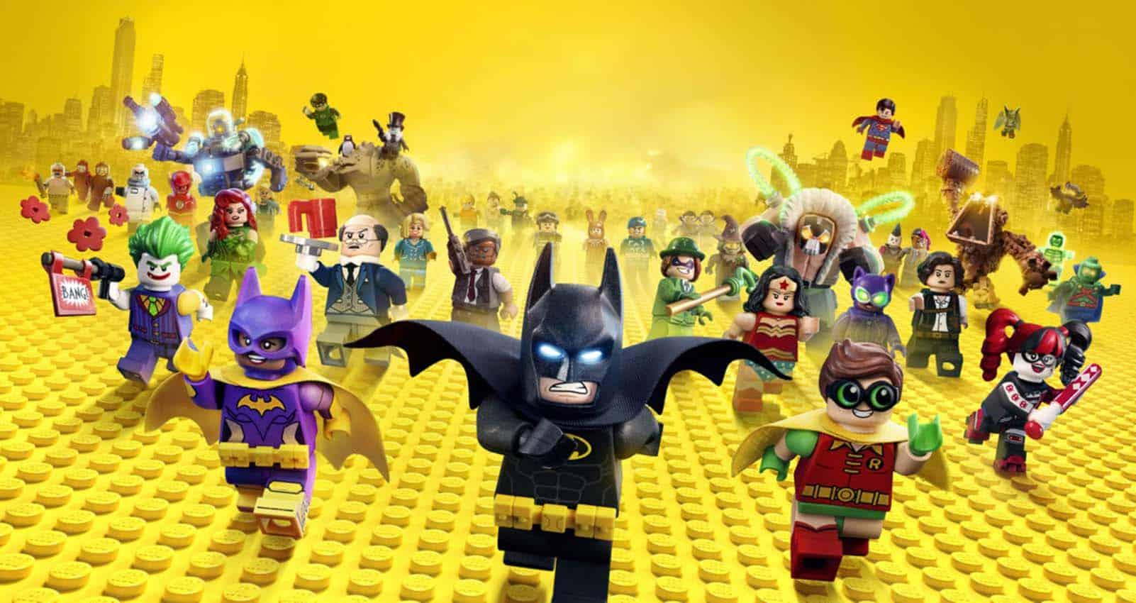 Lego Batman O Filme é o melhor filme do Batman