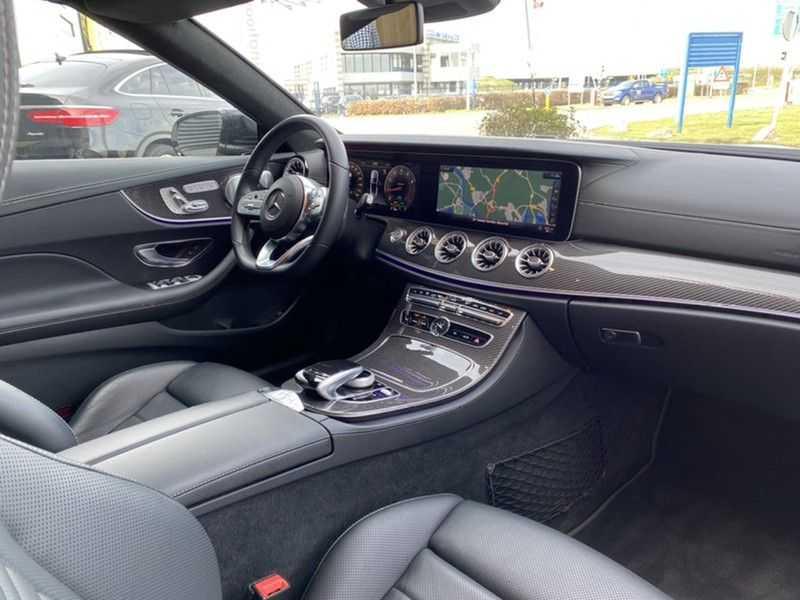 Mercedes-Benz E-Klasse Cabrio 350 AMG   Carbon   Burmester   360º   Night pakket afbeelding 15