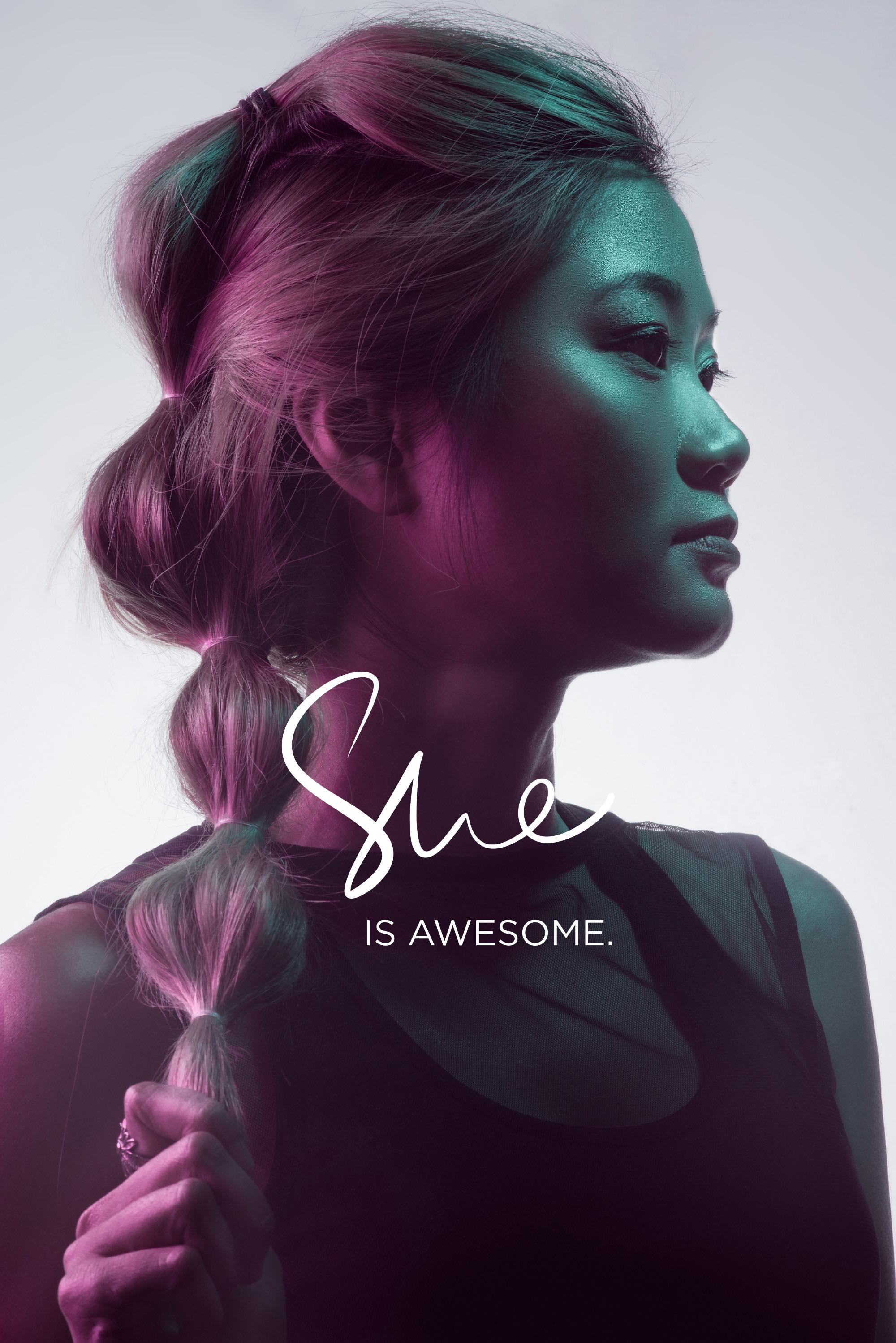 She is Awesome (S.I.A)
