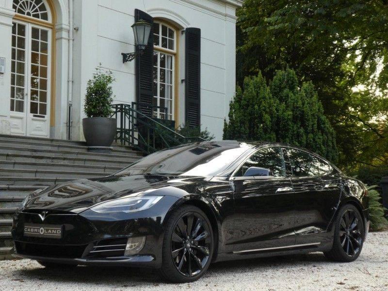 Tesla Model S 75D Base, Prijs is !! EX BTW !! afbeelding 1