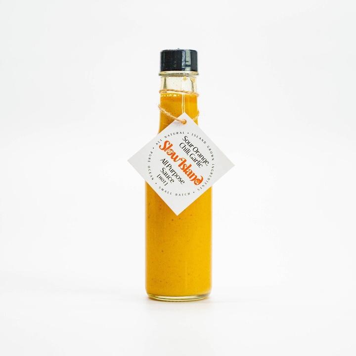 Slow Island | Sour Orange Chili Garlic Sauce