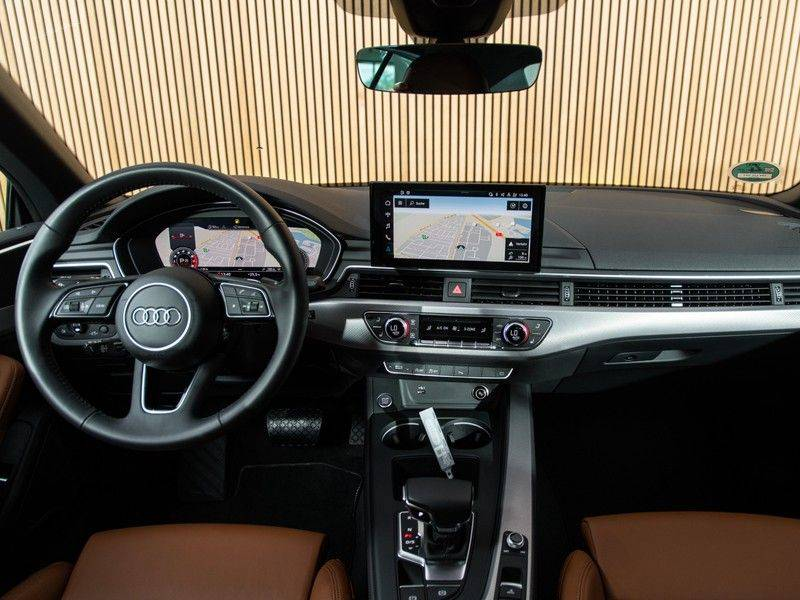 Audi A5 Cabriolet 40 TFSI Aut. S-LINE afbeelding 18