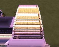 Solar panels in Minecraft