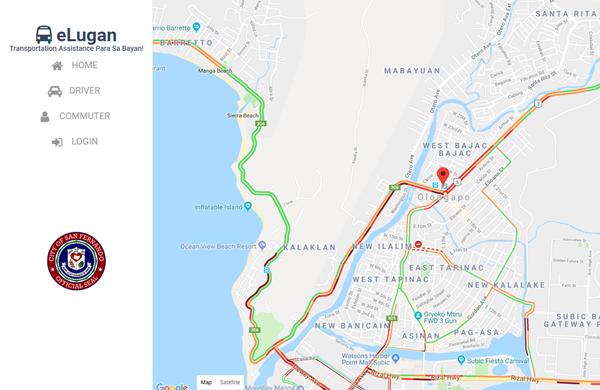 eLugan: Transportation Assisance para sa bayan!