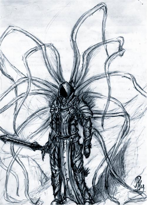 Tyrael Sketch