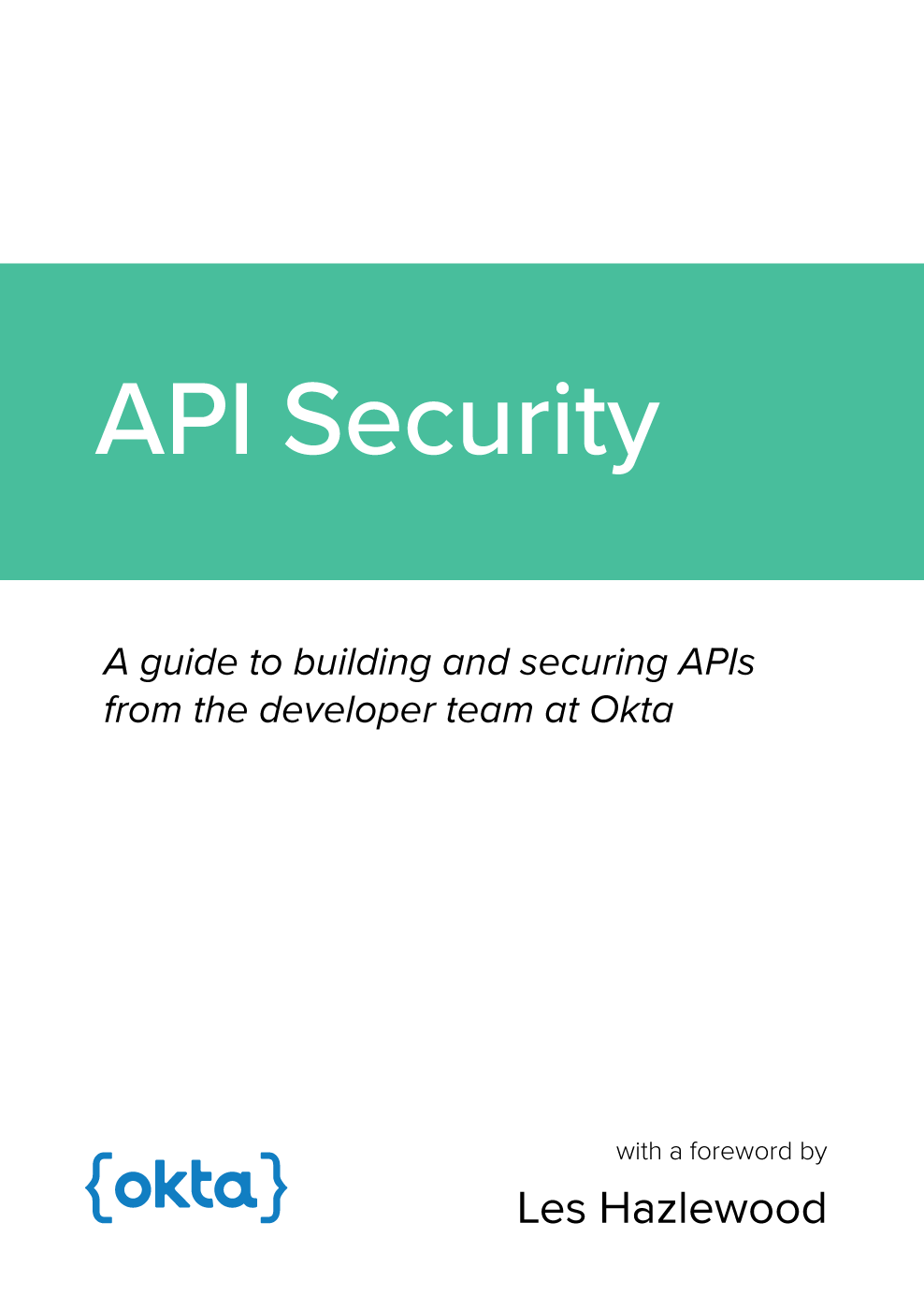API Security Book