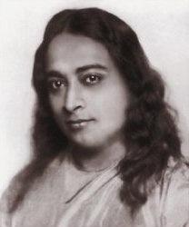 Paramahansa Yogananda. Imagen de dominio Público.