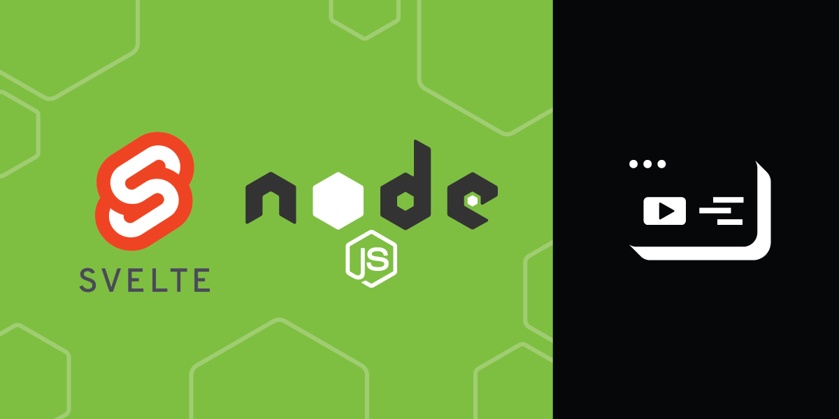 Create a Video Help Chat With Node.js and Svelte