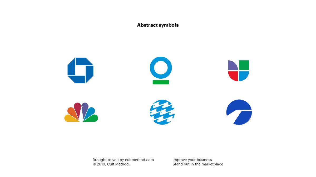 CultMethod - Abstract Mark Logos