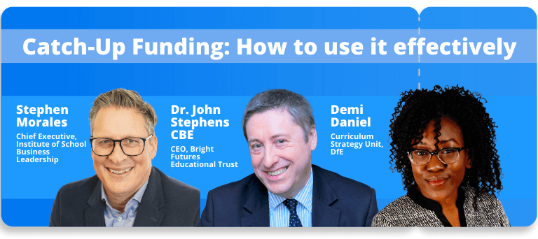 Catch Up Funding - How to Use it Effectively Webinar: Key Insights
