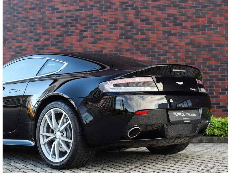 Aston Martin Vantage S 4.7 V8 *436 pk*Carbon*B&O*Memory* afbeelding 14