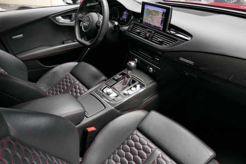 Audi RS7 Sportback A7 4.0 TFSI quattro Pro Line plus B&O - Ceramic brakes afbeelding 11