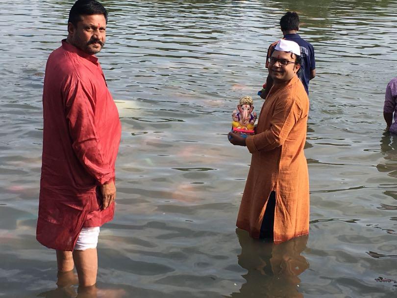 Ganesh Visarjan 2017