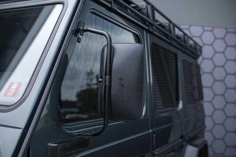 Mercedes-Benz G-Klasse 350 d Professional afbeelding 15