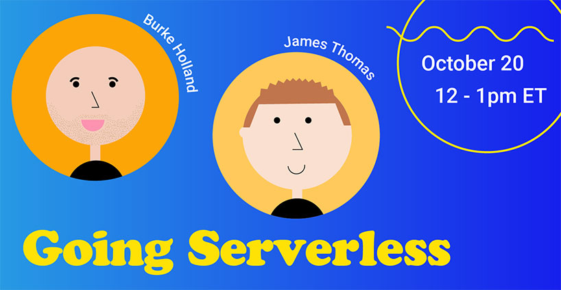 Banner for Serverless JavaScript OMG