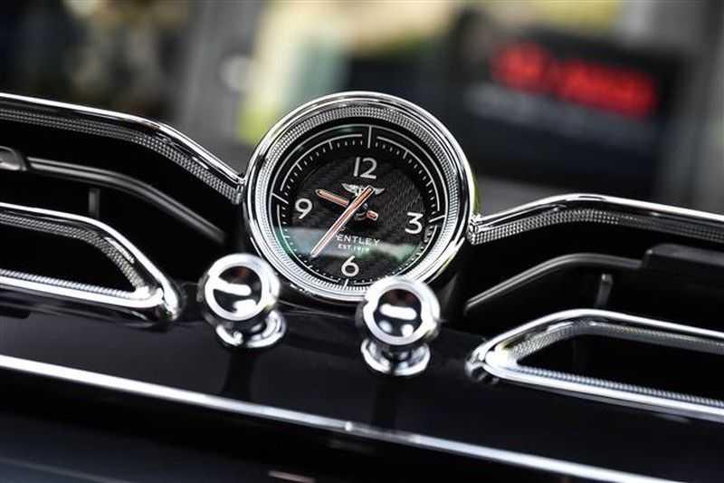 Bentley Bentayga V8 FIRST EDITION MULLINER+BLACKLINE+MASSAGE afbeelding 25