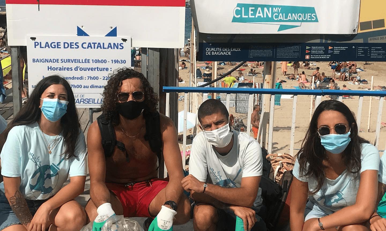 Image principal Plage des Catalans feat. Maxime Musqua (#20)