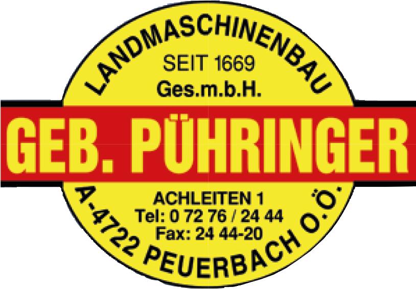 Logo Pühringer