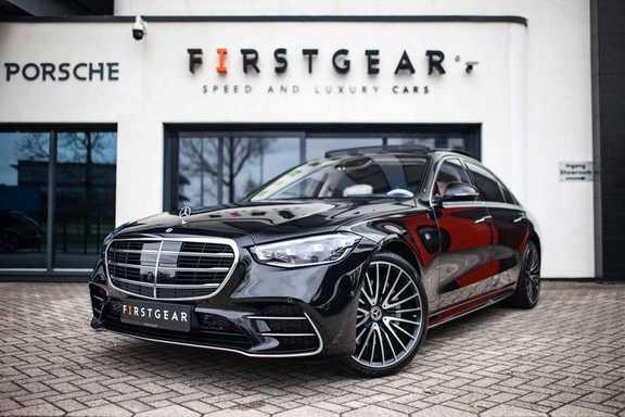 "Mercedes-Benz S-Klasse 500 4Matic Lang AMG NP €193.000 *Pano / 3D Burmester / HUD / Distronic / 21"" / 3D Display*"