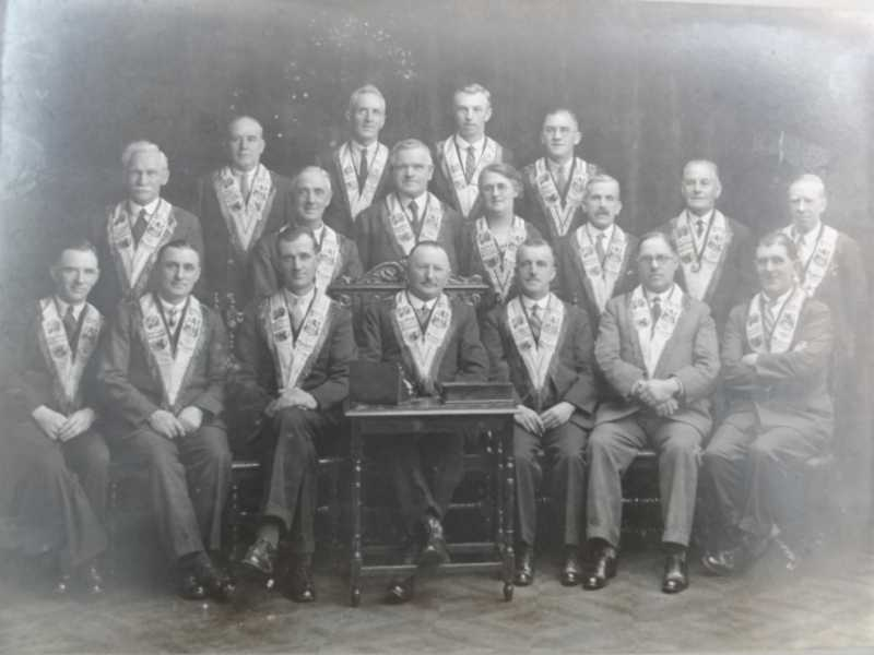 The Independent Order of Rechabites
