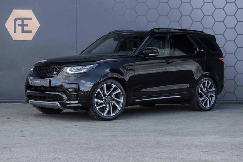 "Land Rover Discovery 3.0 Td6 HSE Luxury 7p. Dynamic Pack + Meridian Surround + 22"" + Panoramadaken + Elek. Trekhaak"