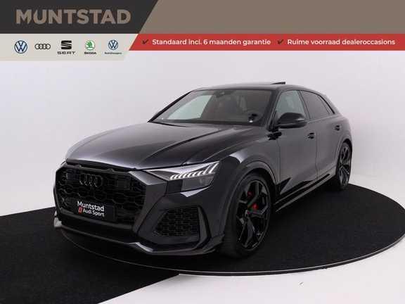 Audi Q8 4.0 TFSI RS Q8 quattro | Verlengde garantie | FULL Options| RS Dynamic Pakket | 360 camera | B&O Advanced |