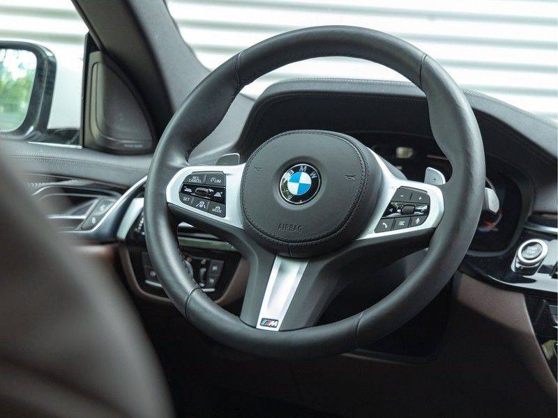 BMW 6 Serie Gran Turismo 630i High Executive - M-Sport - Luchtvering - Facelift - Panorama afbeelding 20