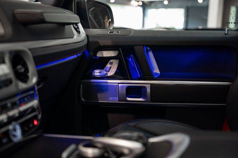 Mercedes-Benz G-Klasse G 500 AMG Line Burmester Night pakket Massagestoelen afbeelding 25