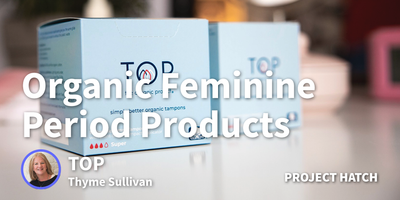 featured image thumbnail for post Innovating Better and Safer Period Products