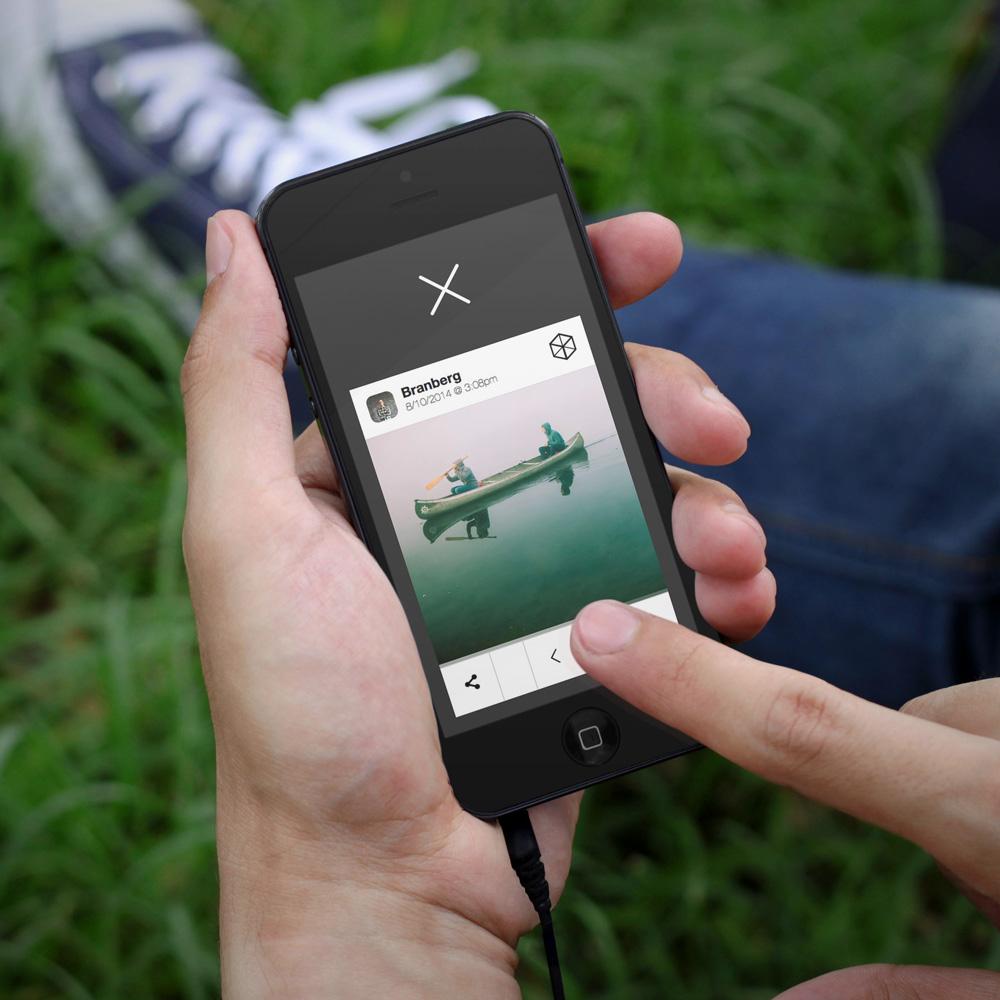Camera Slice Web App