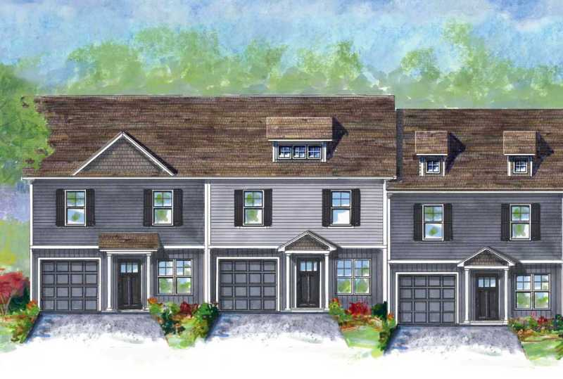 A new home community in Pendleton, SC - The Falls at Meehan