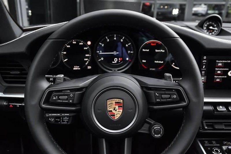 Porsche 911 4S SCH.DAK+4WSTURING+CARBON+ACC+MATRIX LED afbeelding 7