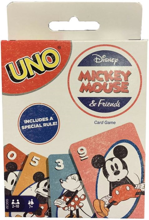 Mickey Mouse & Friends Uno