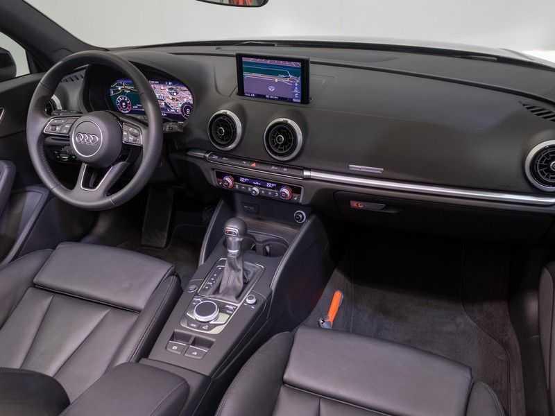 Audi A3 Cabriolet 35 TFSI CoD Sport | 150 pk | Automaat | Virtual Cockpit | Camera | Adaptieve Cruise | DAB | Leder Milano | Keyless-Entry | afbeelding 21