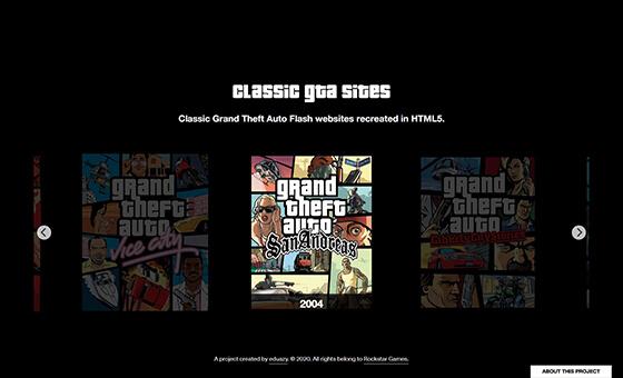 Classic GTA Sites